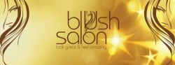 Makeup artist Blush Salon
