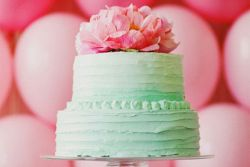 Wedding Cake Two-tier Cake