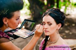 Addons for photosession Make-up artist
