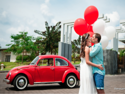 Add-ons for photosession Volkswagen Beetle