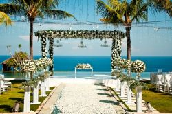 Wedding venue Sinaran Surga Villa