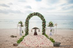 Wedding venue Hidden beach