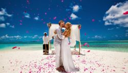Honeymoon inclusions Premium wedding ceremony