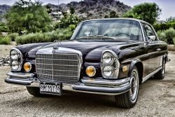 Transfer for couple Mercedes Benz 280s