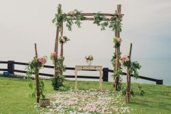 Decorations & style Rustic style