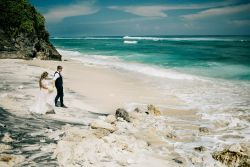 Wedding venue Melasti beach
