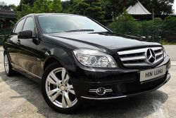 Transfer for couple Mercedes C200