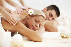 Additional components Pampering SPA program
