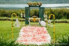 Wedding venue Bedugul Luxury Villa'