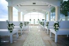 Decorations & style Chapel wedding: basic