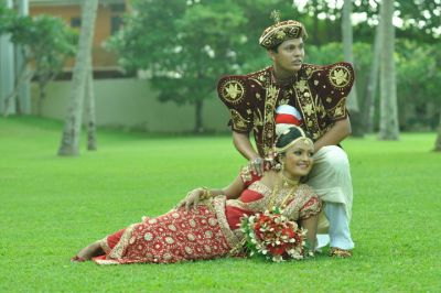 Traditional style wedding