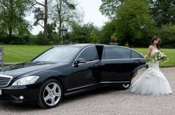 transfer for couple Mercedes S or BMW 7-series