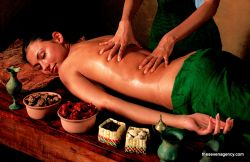Additional components Ayurveda SPA for couple