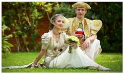 add-ons for ceremony Traditional wedding costumes