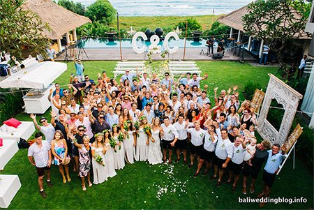 Wedding in bali by the seven agency bali wedding packages junglespirit Choice Image